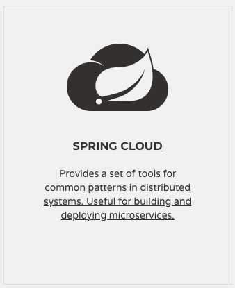 Spring Cloud MSA(1) – Configuration server 구성